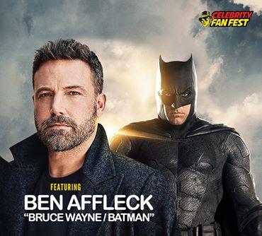 Ben Affleck (Batman/Bruce Wayne)