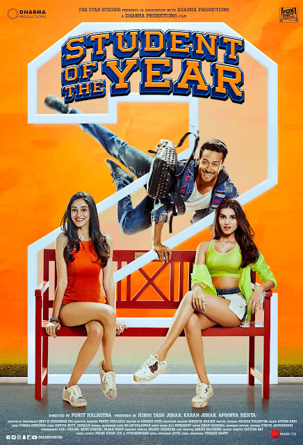 Student of the Year 2 HD Mp3 Songs