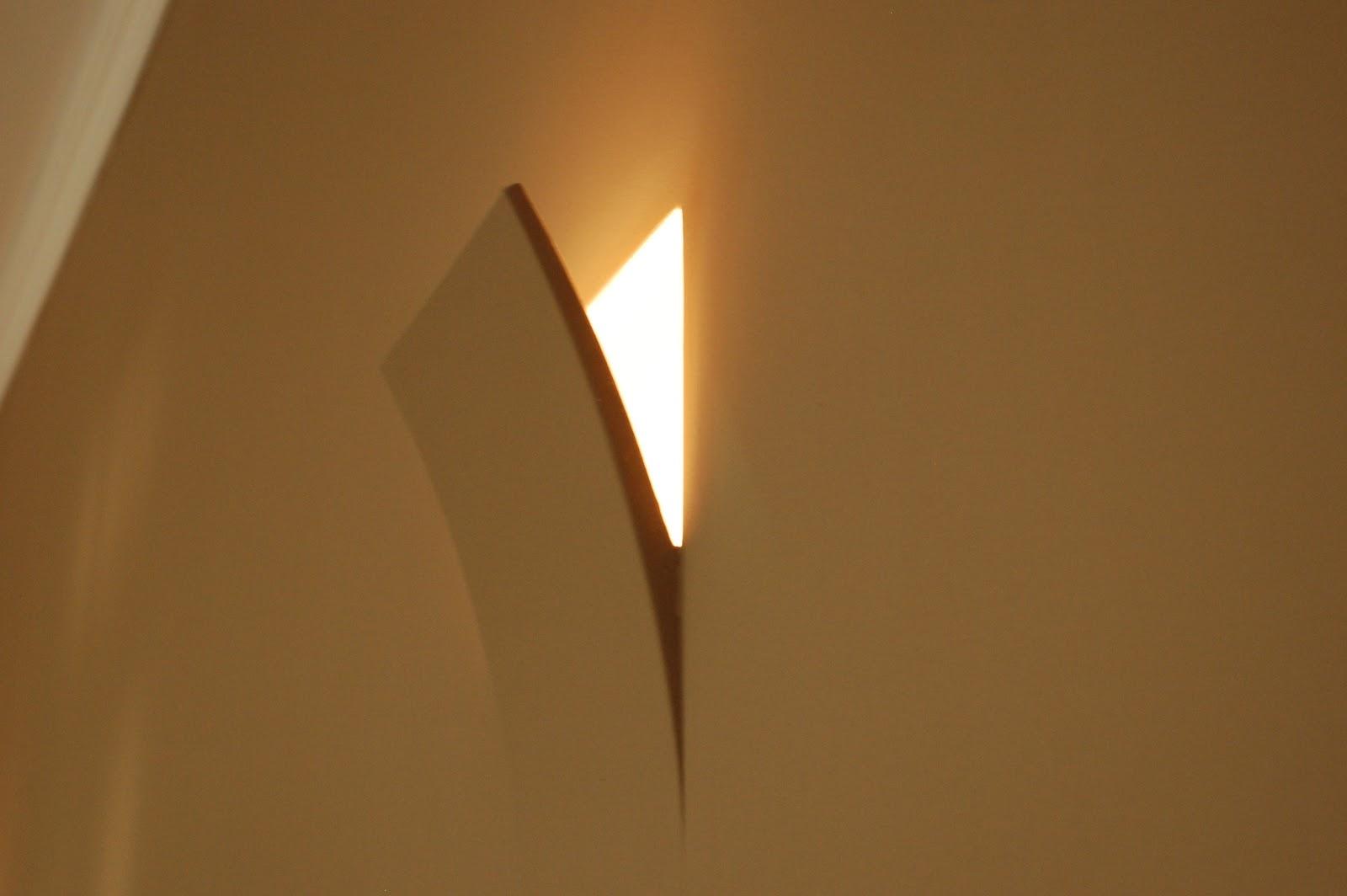 Applique per scale 2 pezzi 6w led applique da parete lampada da