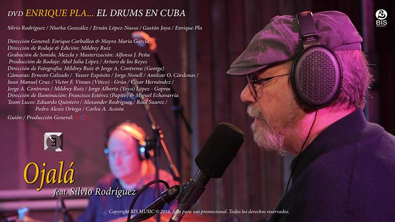 Silvio Rodríguez - ¨Ojalᨠ- Dirección: Enrique Carballea - Mayra María García. Portal Del Vídeo Clip Cubano