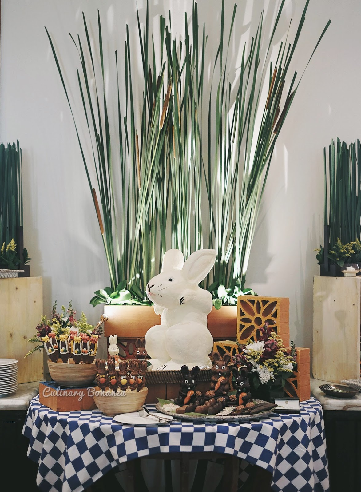Easter Brunch at The Dharmawangsa Jakarta (www.culinarybonanza.com)