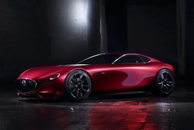 LE CONCEPT MAZDA RX-VISION SERA EN PRODUCTION AVANT 2020