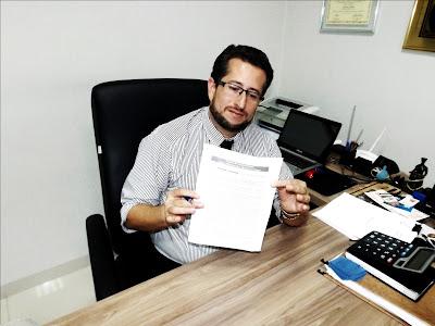 Prefeito Cristiano Salmeirão - Blog do Asno