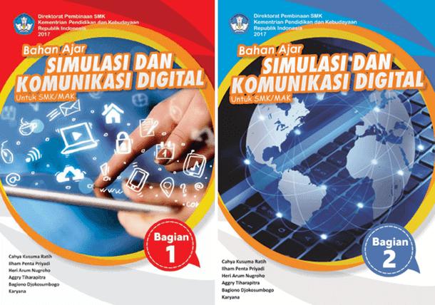 Buku Bahan Ajar Simulasi dan Komunikasi Digital SMK MAK Kelas X