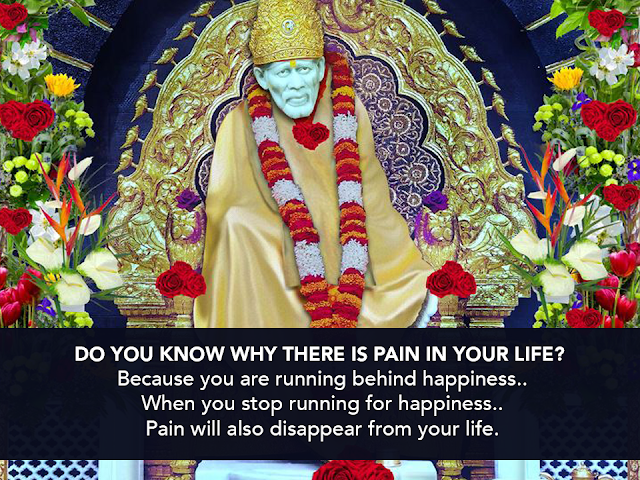 Shirdi Sai Baba Blessings - Experiences Part 2741