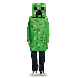 Minecraft Creeper Classic Costume Gadgets