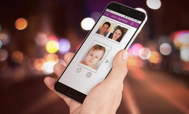تطبيق جديد ومدهش جدا يظهر لك كيف سيكون شكل طفلك من خلال صورتك