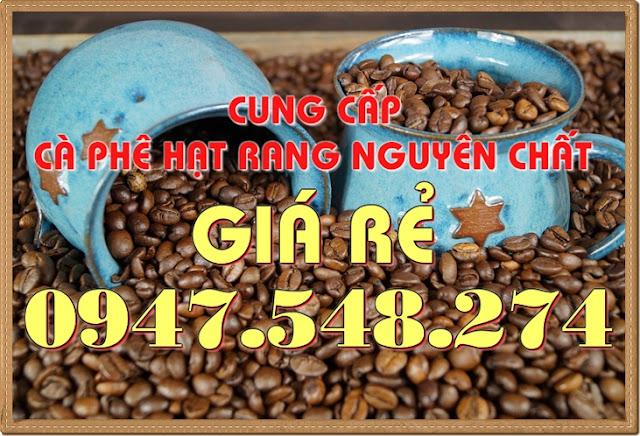 Cà phê hạt rang xay nguyên chất giá rẻ Buôn Ma thuột, Đăk Lăk