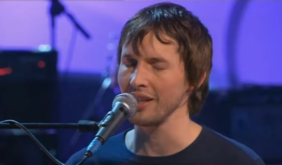 James Blunt's emotional song dedicated to Kosovo War