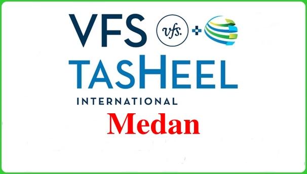 Kantor VFS Tasheel Rekam Biometrik Untuk Umroh di Medan