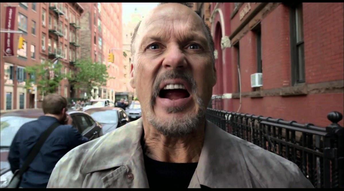 Bobby Rivers TV: Michael Keaton as BIRDMAN  Bobby Rivers TV...