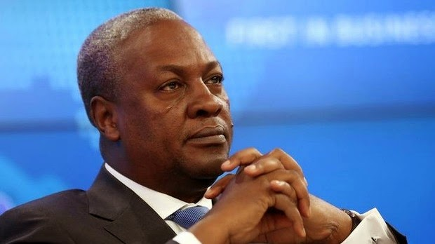 Prez. Mahama borrowed more than $37 billion US Dollars