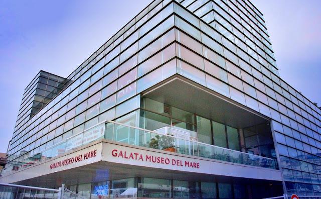 Galata Museo del Mare em Génova