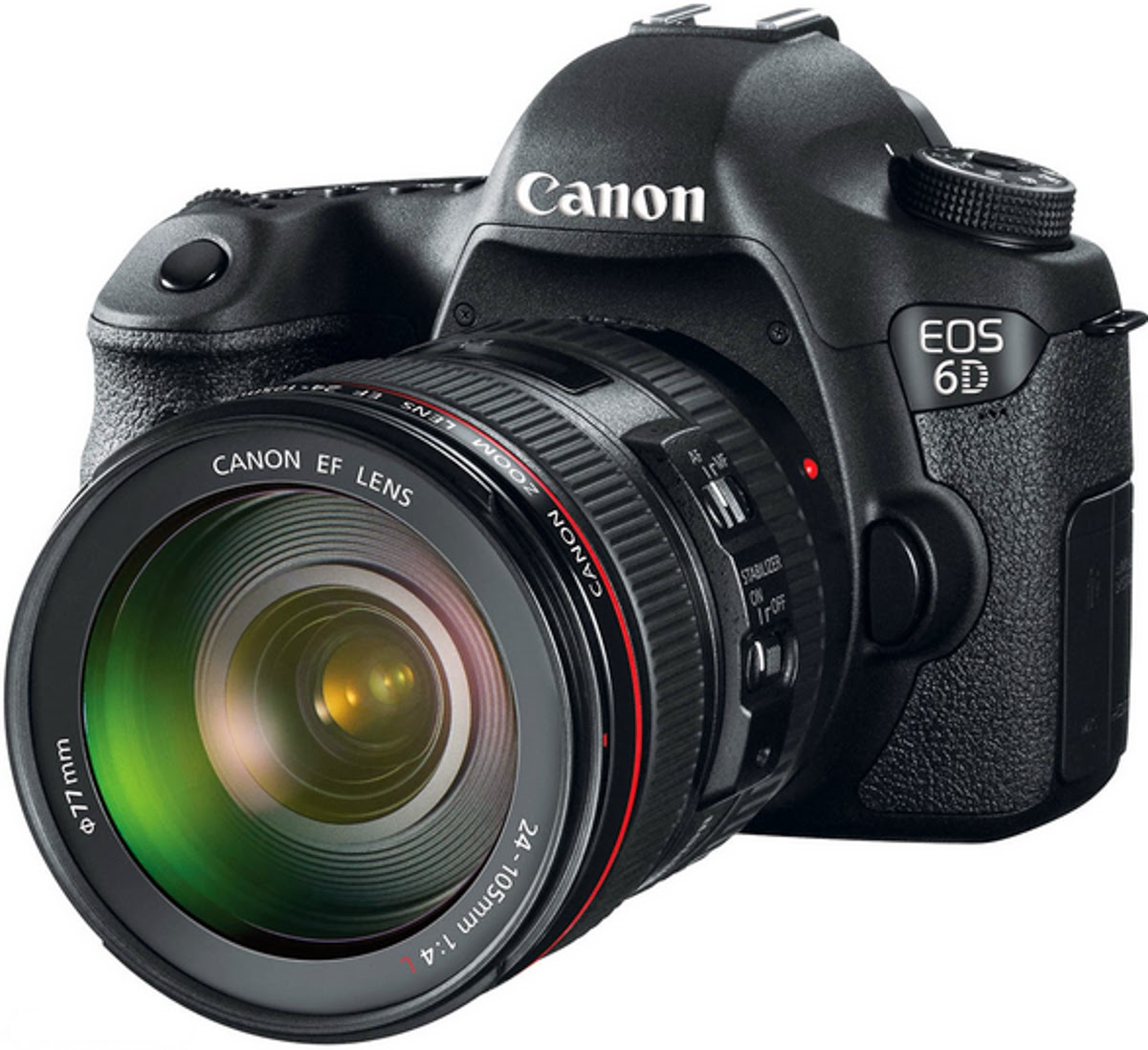 Canon EOS 6D: Links to Professional / Consumer Reviews