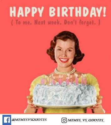 Outstanding Cake Quote Meme Top 60 Best Funny Happy Birthday Meme Dank Personalised Birthday Cards Veneteletsinfo