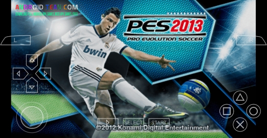 Pro Evolution Soccer 2013 | PES 2013 | PPSSPP Android