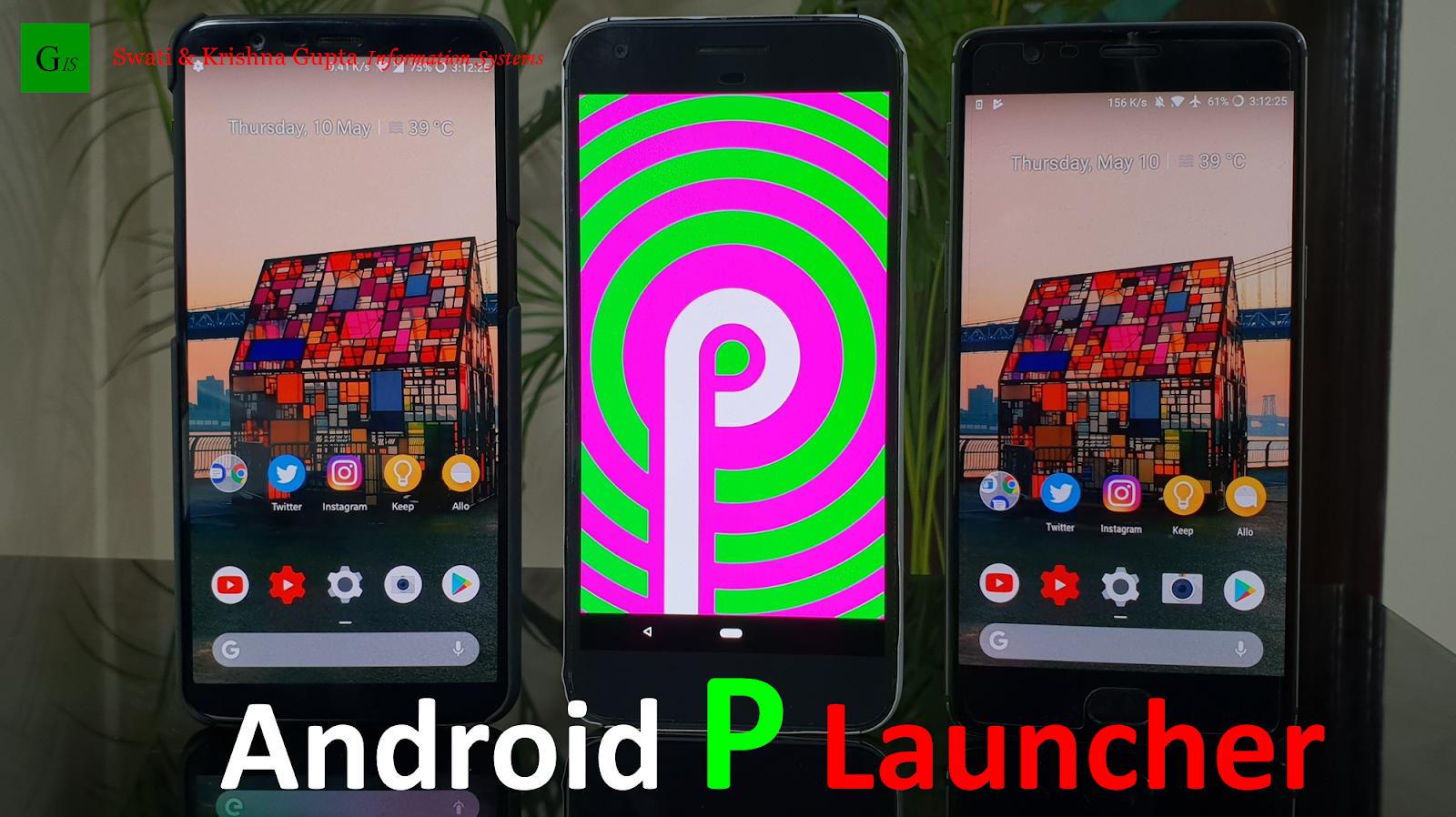 pixel 2 launcher android p 9 downlaod apk install