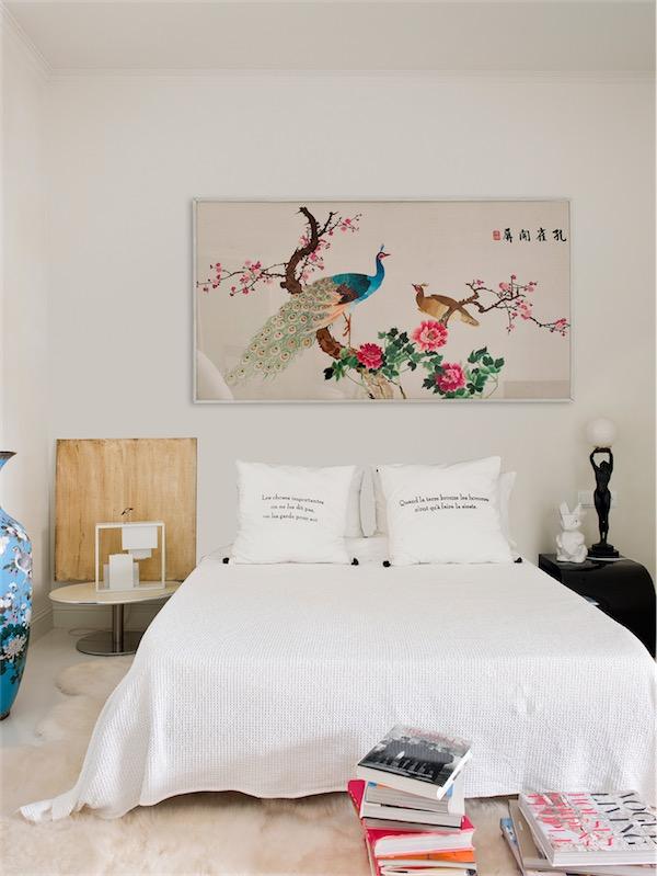 dormitorio con muebles años 70 chicanddeco
