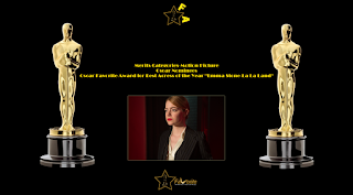 oscar favorite best actress award emma stone la la land