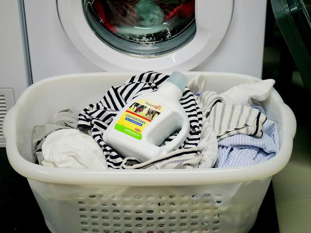 Geruchsentferner fuer die Waschmaschine