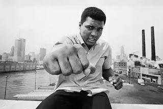 Donald Trump's tribute to Muhammad Ali
