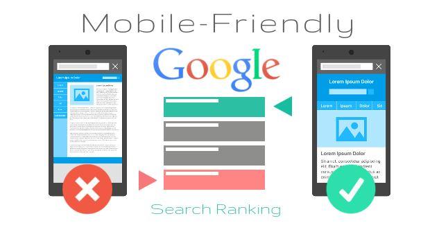 alasan mengapa blog harus mobile friendly adalah perbandingan prioritas posisi di penelusuran seluler, dimana blog yang tidak mendukung mobile akan mengalami penurunan posisi yang signifikan.