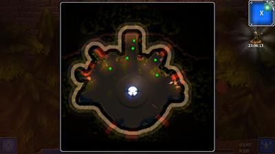 Eternium - Karte Heimatdorf
