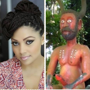 How Lola Omotayo Allegedly Blinded Peter With Yoruba Juju