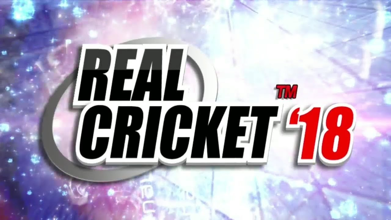 Download Real Cricket™ 18 (Full MOD, Everything Unlocked