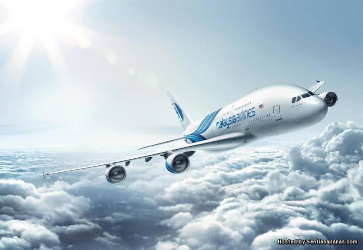 Kenapa Kapal Terbang Berwarna Putih?