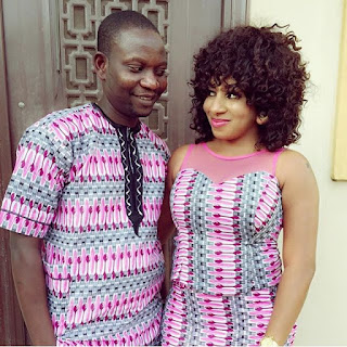 My husband didn't use juju to marry me - Mide martins