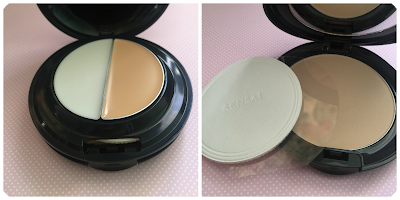 kanebo sensai triple touch compact concealer inside