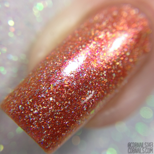 Pahlish-Peaches & Scream