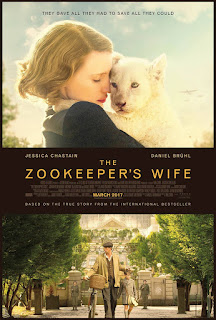 The Zookeeper's Wife - Poster & Trailer