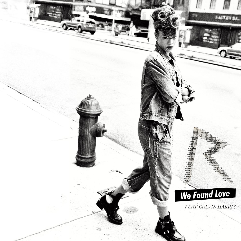 Urban Music Live Rihanna We Found Love