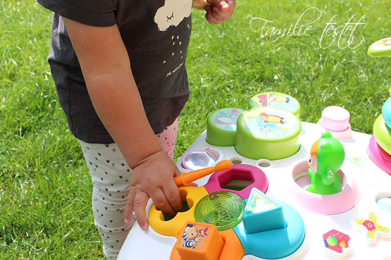 Spielzeug Spielzeugtest Spieltisch getestet