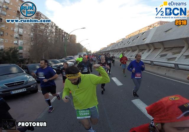 Photorun > Mitja Marató Barcelona 2018