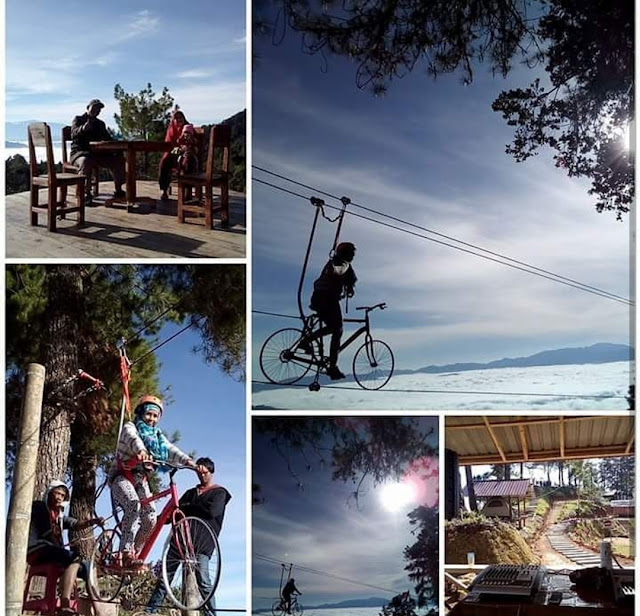 Objek Wisata Pongtorra Lolai Toraja Utara Caplok Hutan Lindung