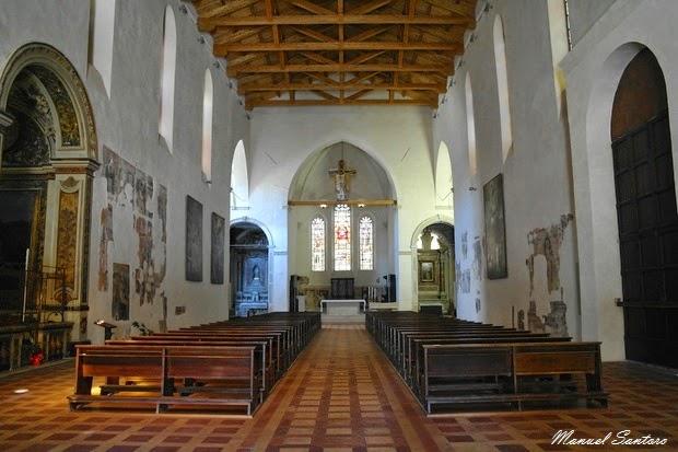 Spoleto, chiesa di San Domenico