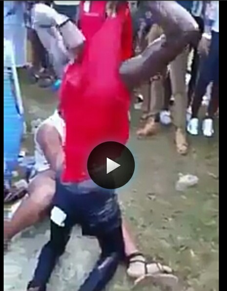 Video Showing Extreme Molestation Of A Lady At A Party Sparks Outrage