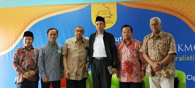 TGB: Karya Ulama Arab Tak Sepenuhnya Cocok di Nusantara