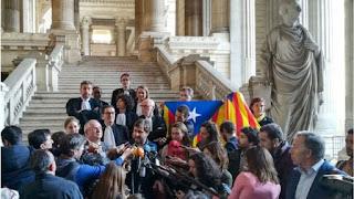 La corte belga rechazó la solicitud de extradición de Toni Comín, Lluís Puig y Meritxell Serret.
