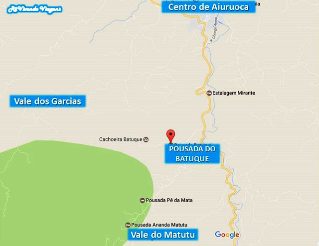 Onde ficar em Aiuruoca