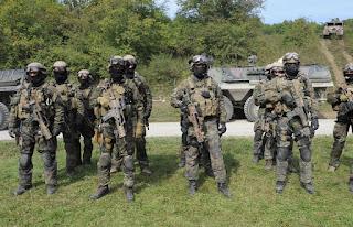 KSK (Kommando Spezialkräfte)