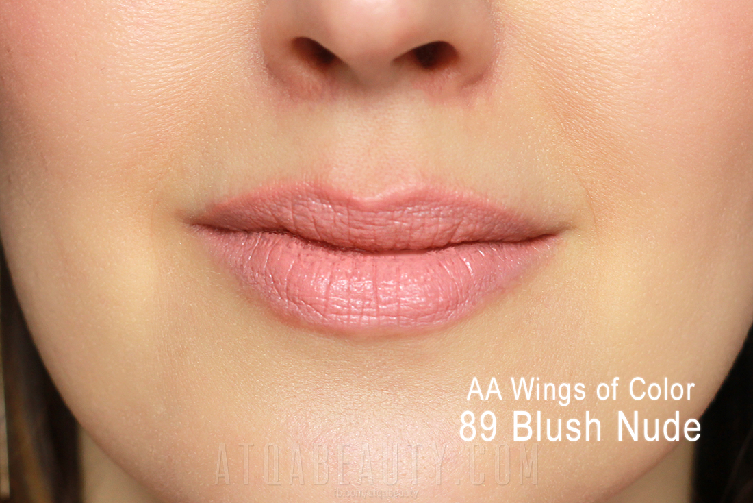 AA Wings of Color, 89 Blush Nude