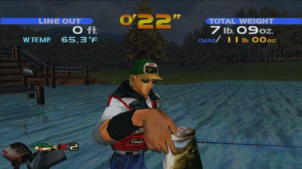 Sega Bass Fishing Download