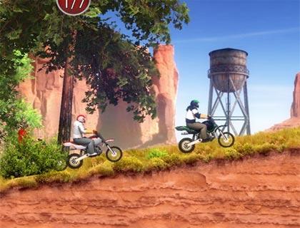 تحميل لعبة الموتوسيكلات الترابية Dirt Bikes Super Racing كاملة ومجانية
