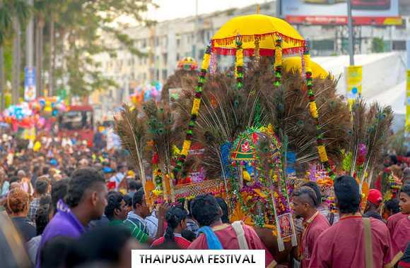 festival thaipusam hindu