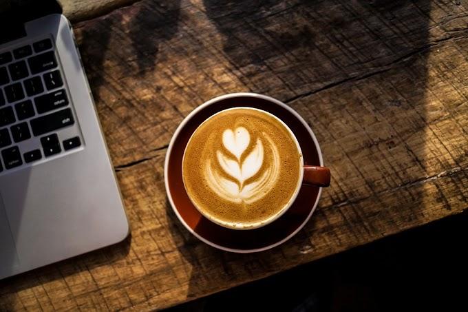 1 ευωδιαστός καφές από το CONTE CAFE, πάντα...