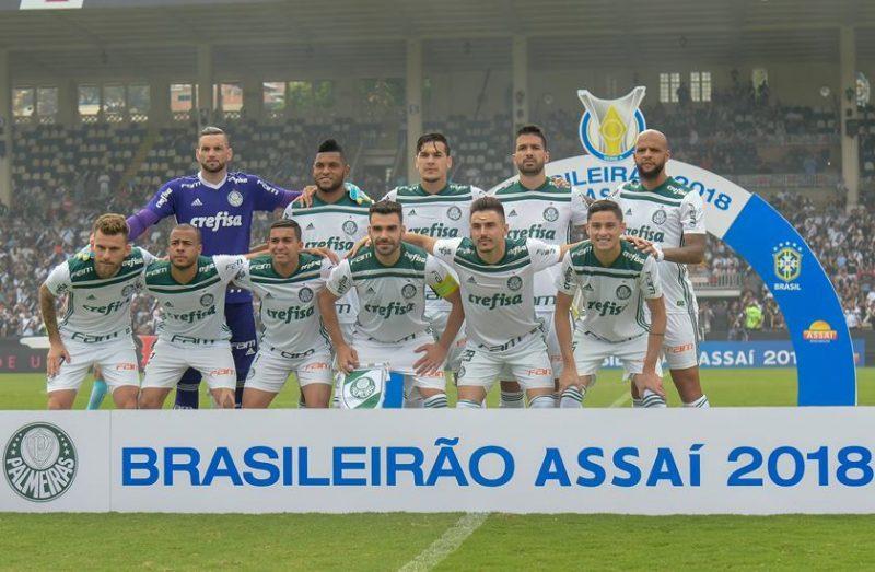 Logo após o clube sagrar-se campeão Brasileiro 5c43f73ce320c